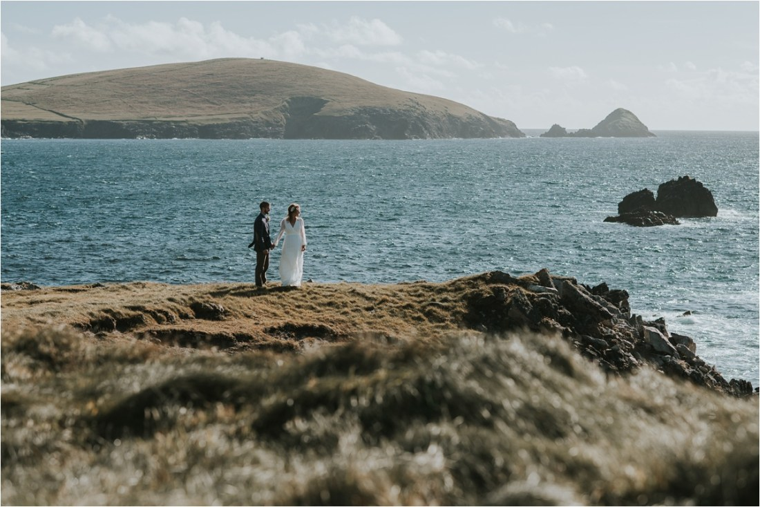 Elopement in Dingle, An Elopement in Dingle, Ireland