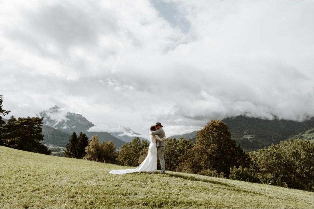 Innsbruck Elopement, A Farm-Inspired Elopement in Innsbruck Austria