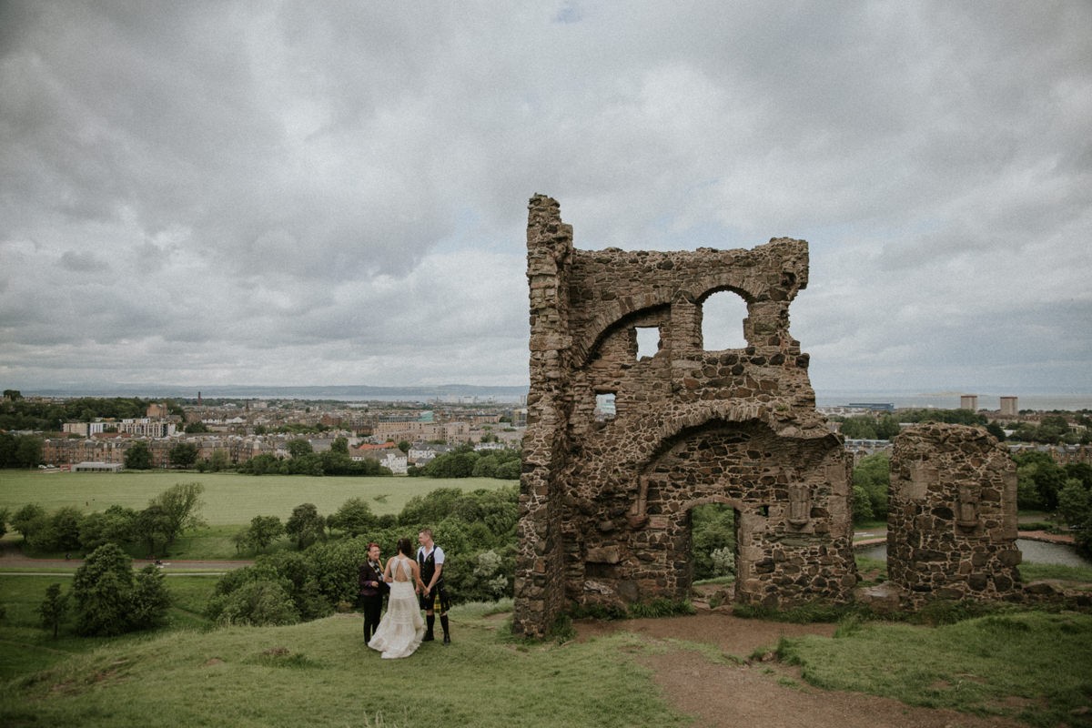 Edinburgh Elopement by Ceranna