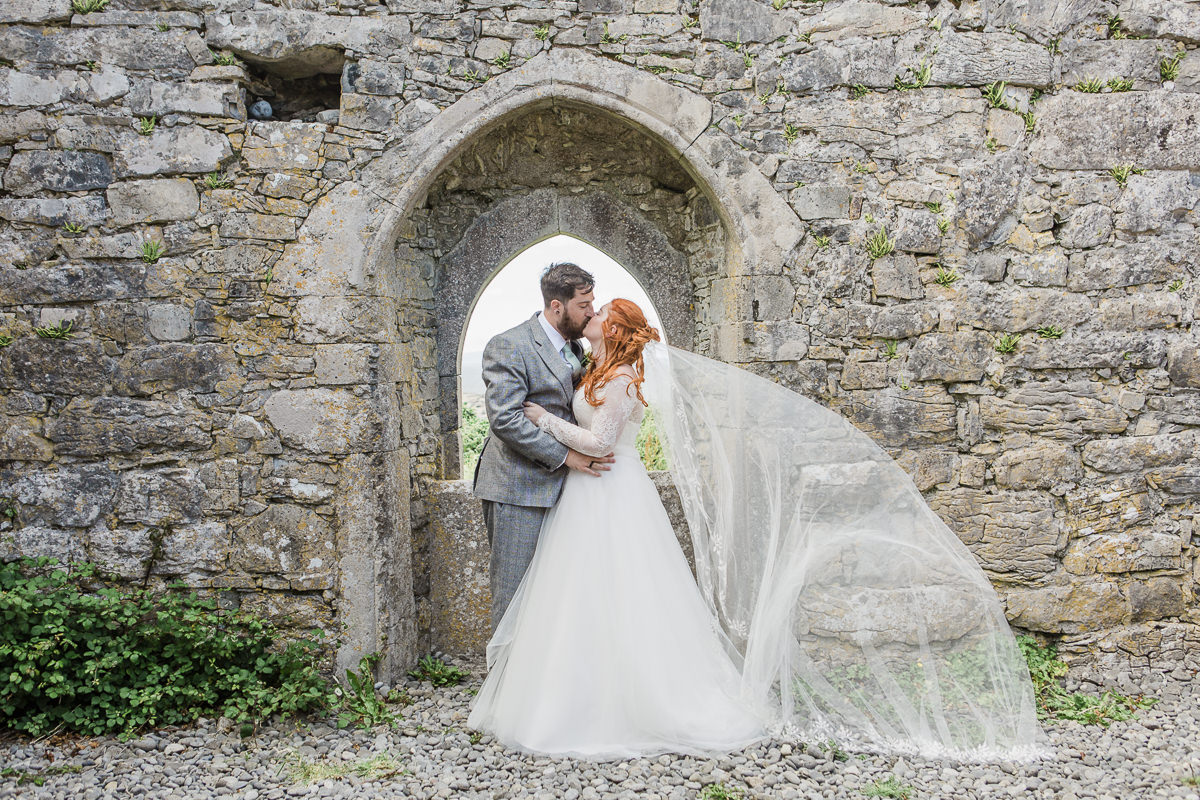 Microwedding on the Island of Inish Mor