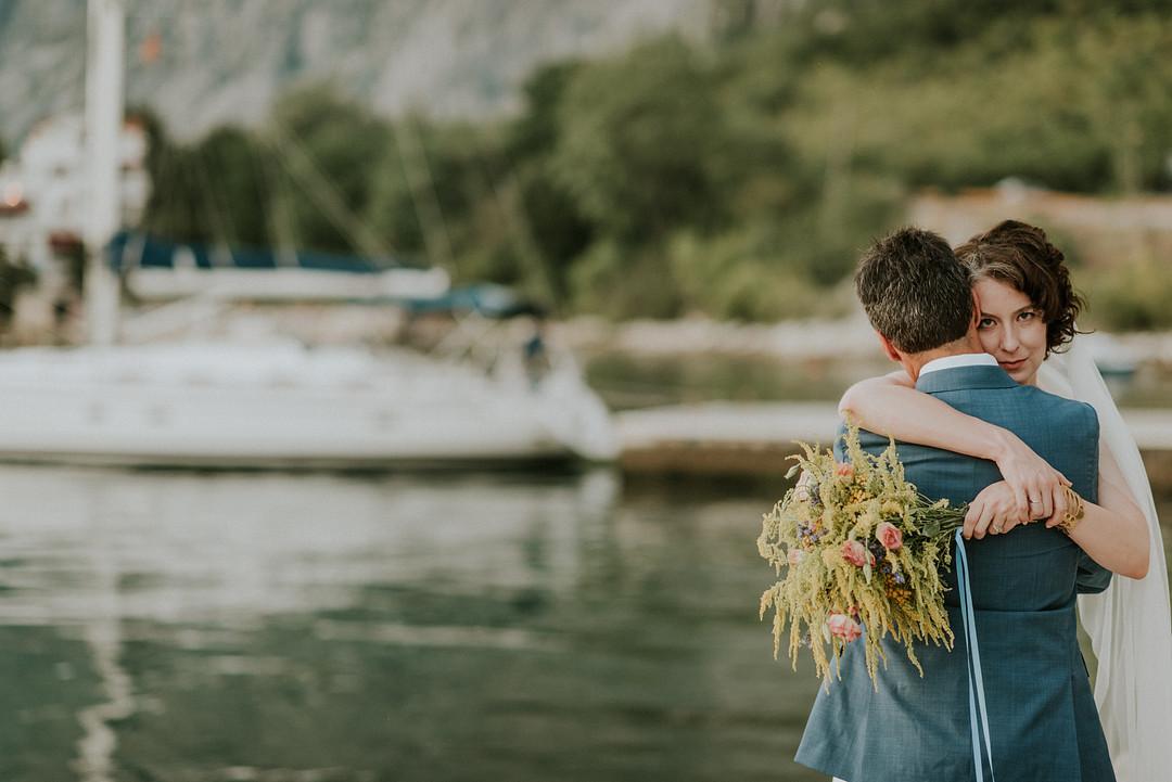 Destination Wedding in Montenegro