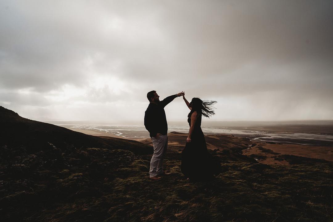 Icelandic Engagement