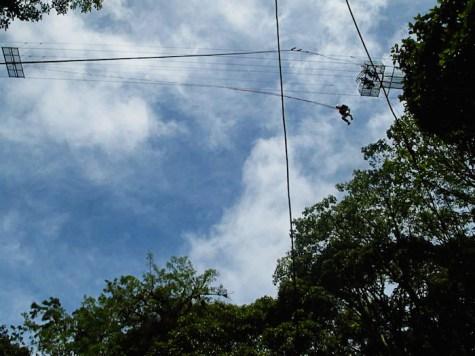 2. Monteverde - Tarzan Swing