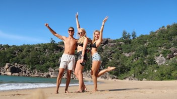 Alleen backpacken australie andere backpackers