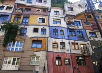 Appartement hundertwasserhaus wenen
