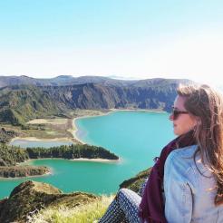Azoren Sao miguel lago do fogo