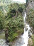 Baños tour, Pailon del Diablo ecuador