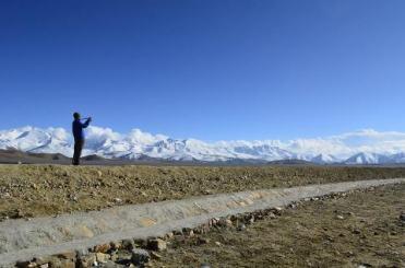 Backpacken Tibet