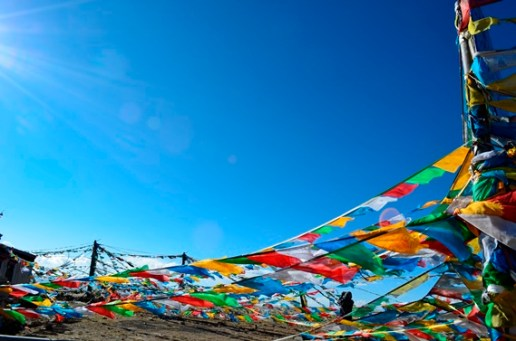 Backpacken in Tibet