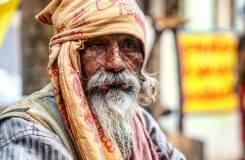 Backpacken india locals