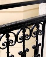 Balkon kamer parijs legend hotel