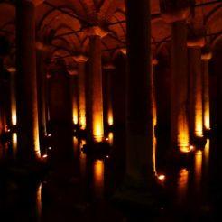 Basilica Cisterne istanbul