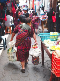 Bekendste markt guatemala Chichicastenango