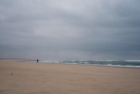 Buarcos surfen in portugal voorjaar 10