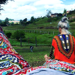 Buiten Guatape colombia