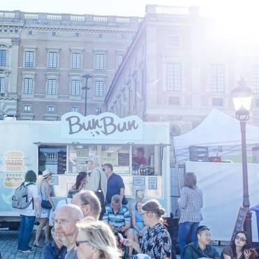 Bun Bun foodtruck in stockholm