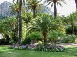 Menton, jardin Maria Serena