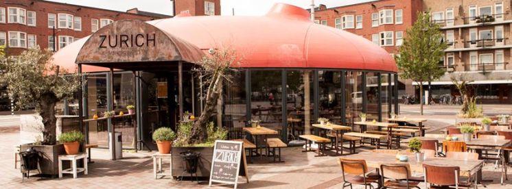 Cafe zurich amsterdam open haard