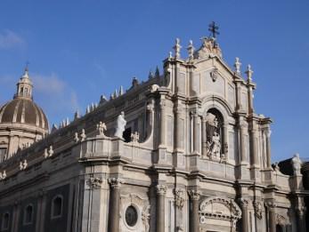 Catania kathedraal sicilie oostkust