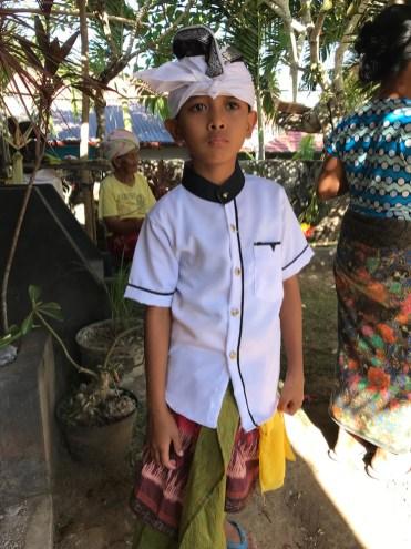 Ceremonie Nusa Penida