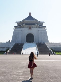 tombe Chiang Kai Shek Memorial