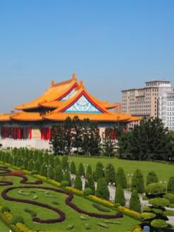 tempel Chiang Kai Shek Memorial