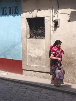 Chichicastenango marktkramen guatemala