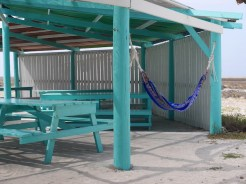 Chillen bij Miss Ann Klein Curacao
