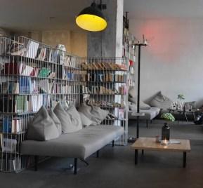 Chillen michel berger hotel in berlijn