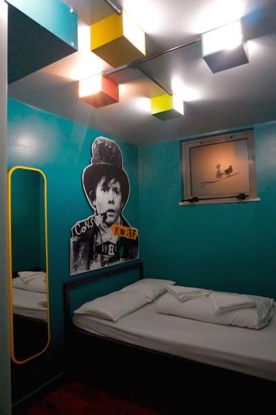 Clink78 vetste hostel londen