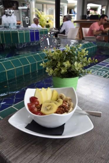Curacao ontbijt bij De Dames 1