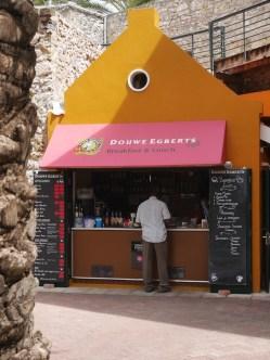DE cafe curacao restaurant