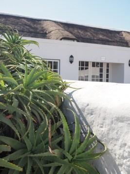 De Hoop collection cottages tuin