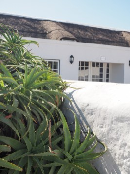 De Hoop collection cottages tuin