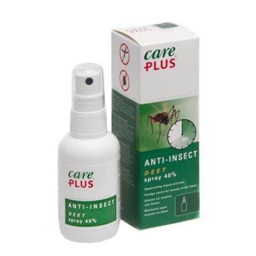 Deet antimuggenspray reisgadget