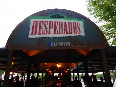 Desperados maschsee festival hannover