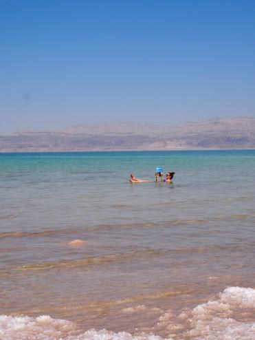 Dode Zee israel drijven 2