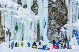 Eispark in Oostenrijk