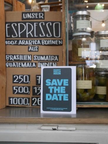 Espresso markthallen neun koffie drinken berlijn