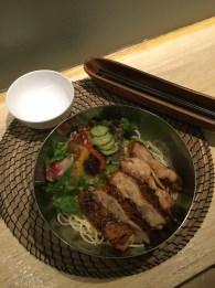Eten bij Shan Lin Xiang tainan