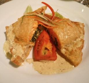Eten bij willemstad gouverneur restaurant
