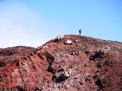 Etna rand vulkaan sicilie oostkust