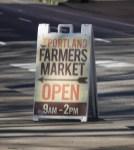 Farmers market zaterdag