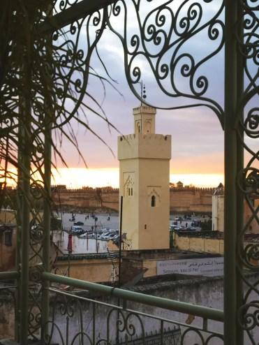 Fez stedentrip in marokko rooftop_-2