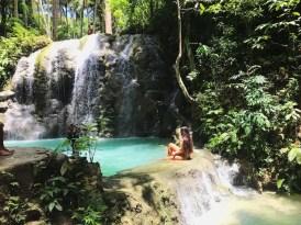 Filipijnen waterval