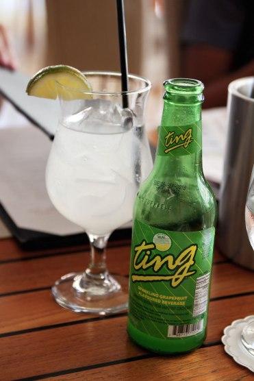 Food drankje Ting