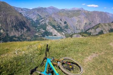 Franse Alpen Mountainbiken 1
