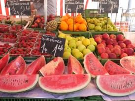 Fruit kopen nachmarkt wenen
