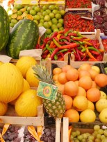 Fruit markt siracusa
