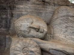 Gal-Vihara-Polonnaruwa liggende boeddha
